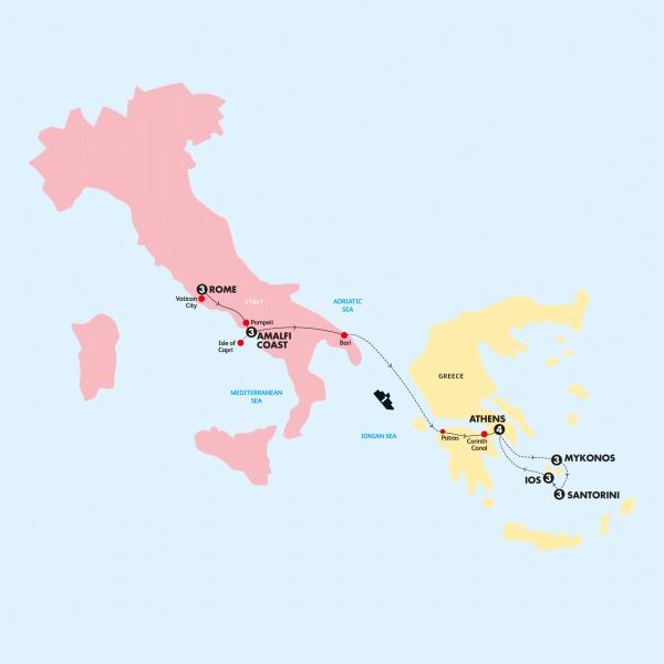The 25 best Greek islands map ideas on Pinterest  Map of greek
