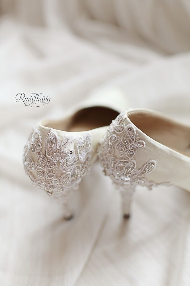 Wedding shoes by rinathang shoes