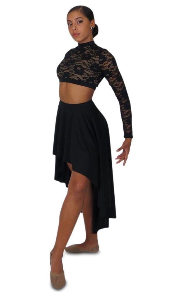 ba309659f Long Sleeve Dance Shirt