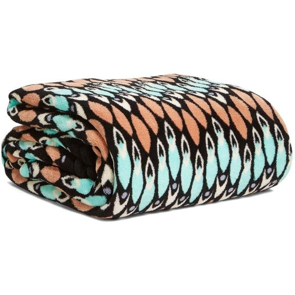 Vera Bradley Throw Blanket in Sierra Stream ($49) ❤ liked on Polyvore featuring home, bed & bath, bedding, blankets, back to school, sierra stream, oversized bedding, vera bradley blanket, light weight blankets and vera bradley blanket throw