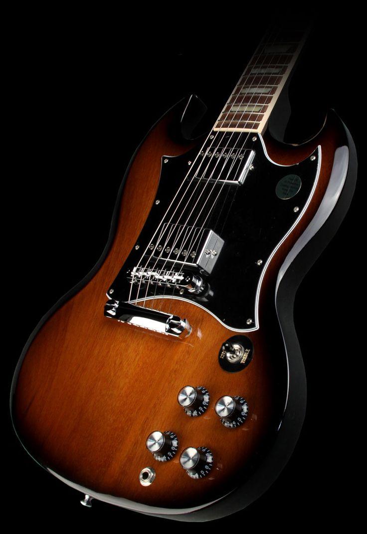 Gibson SG Standard Vintage Sunburst