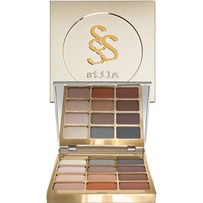 Create endless looks with our new Eyes Are The Window™ shadow palettes. Inspired by the spiritual notion that true beauty is revealed from within, each palette is curated with 12 luxurious eye shadows to illuminate your inner beauty.Encased in exquisite, jewelry-inspired compacts-a precious mix of rose, yellow and white golds-the shadows will inspire intrigue and delight.