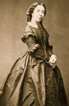 """Pauline Viardot-García (1821-1910), sister to Manuel García, mezzo-soprano, composer, and """"Oracle of Paris."""""""