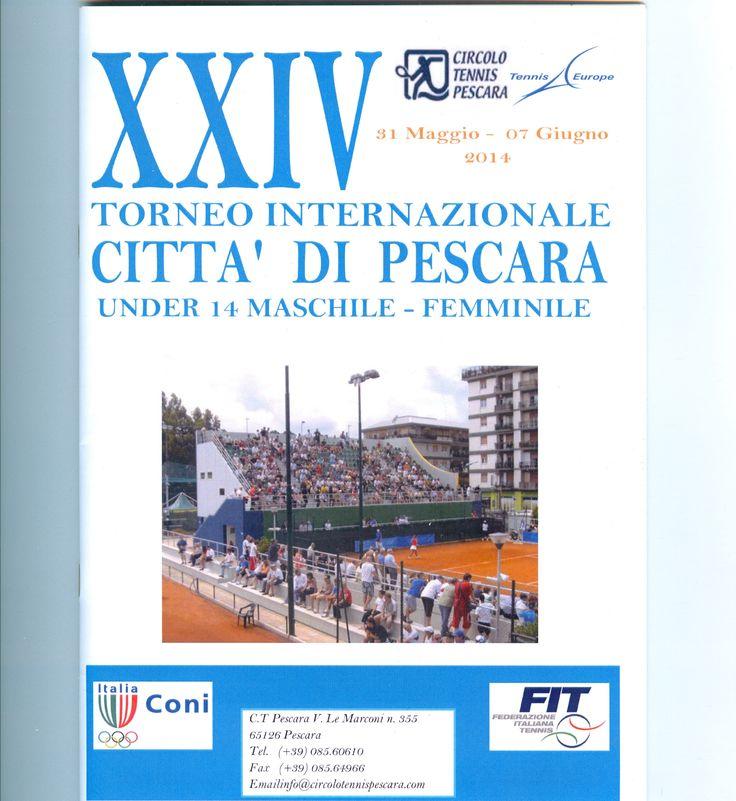 XXIV Torneo Internazionale di Tennis under 14 Città di Pescara: 1° turno del tabellone principale