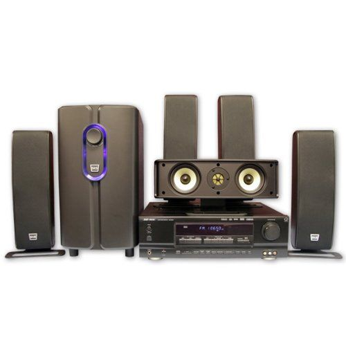 SLS QLine Gold 650w 51 Surround Sound Home Theater System * Want to know more, click on the image.
