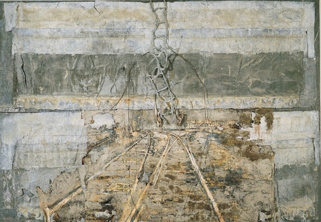 anselm kiefer  untitled   1987-88