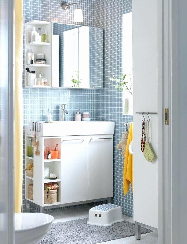 Mirror Bathroom Ikea Elegant Ikea Small Bathroom Ideas Janaphotofo Di 2020