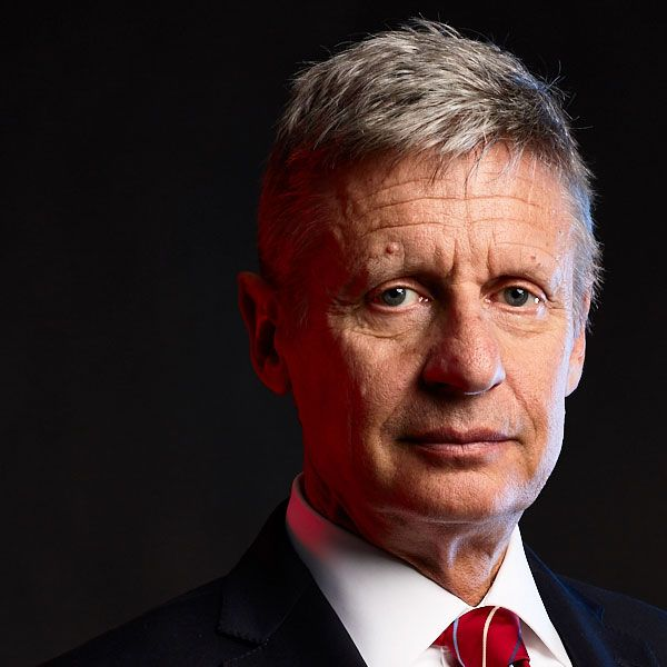 With the terrible options of Donald Trump and Hillary Clinton on the table, is the Libertarian party's Gary Johnson a plausible alternative?