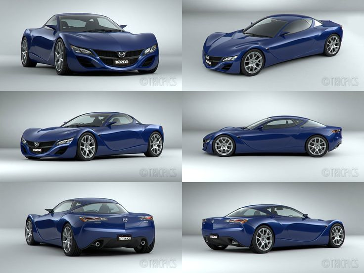 Mazda RX9 2012 Concept WIP5 By The IC.deviantart.com On @DeviantArt