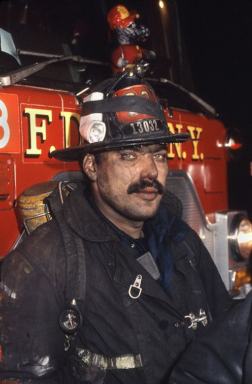 23 Best Firefighters W Moustaches Images On Pinterest