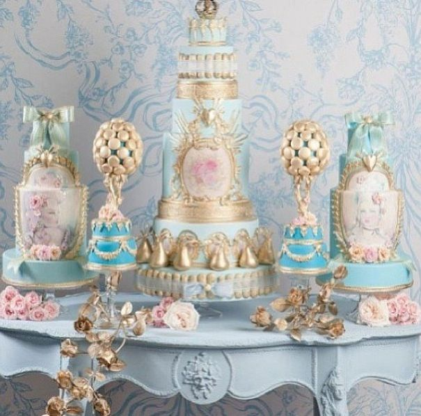 Birthday Party Buffet Table: 125 Best Images About 40th Birthday Cakes On Pinterest
