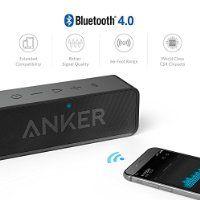 S家の活動記録: Anker SoundCore ポータブル Bluetooth4.0 スピーカー 24時間連続再生可...