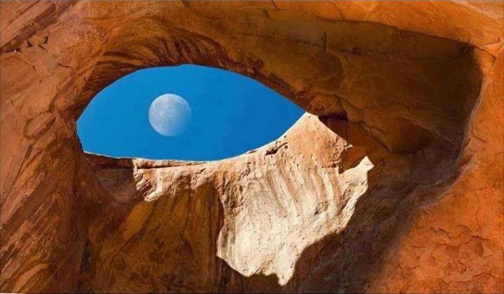 Luna lunita en Mexico