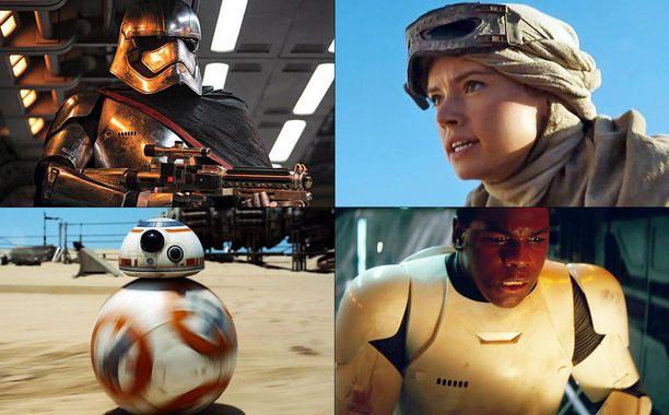 Star Wars: The Force Awakens: J.J. Abrams explains origins of character names | EW.com