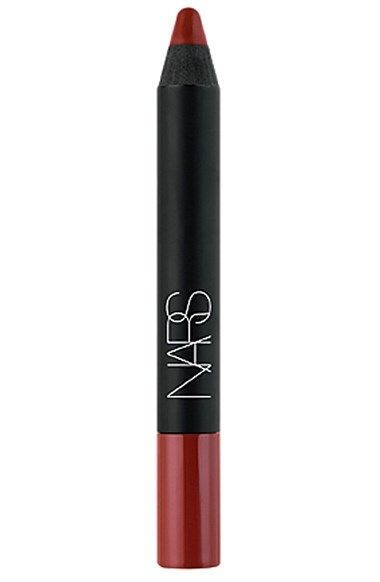 Free shipping and returns on NARS Velvet Matte Lipstick Pencil at Nordstrom.com. The convenience of a pencil with the application of a lipstick in a jumbo-size crayon design. Instantly coats lips with rich pigment, imparting a velvet matte finish for seamless color. The long-lasting yet non-drying formula is enriched with special emollients for a creamy texture, while a combination of unique silicones ensures long-lasting, velvety color for hours.
