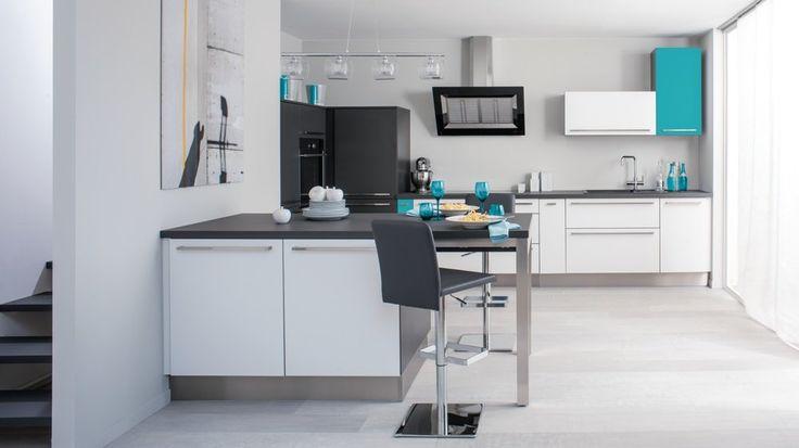 Cuisinella nous invite d couvrir ses nouveaut s 2015 for Modele de cuisine cuisinella