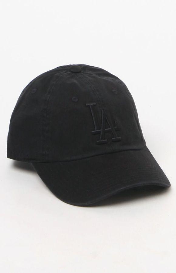 American Needle LA Dogers Ballpark Tonal Baseball Cap