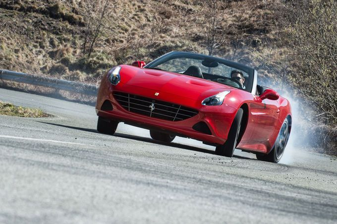 2016 Ferrari California T Handling Speciale Review. Like all modern Ferraris the steering is very fast but there's decent weight to it, and a bit of texture rumbles up through the wheel's thick rim.