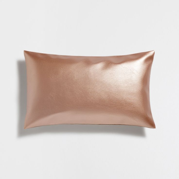 PLAIN PINK CUSHION COVER - Decorative Pillows - Bedroom | Zara Home United States of America