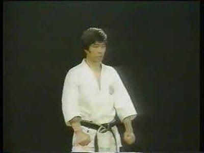 MACAM - MACAM SENI BELA DIRI: 6 Tekki Shodan: By.Hirokazu Kanazawa