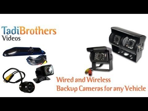 RV Backup Camera | Rear View cam | SKU24374