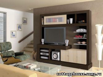 use an wall unit for storage decorative display and as a modern elegance design feature