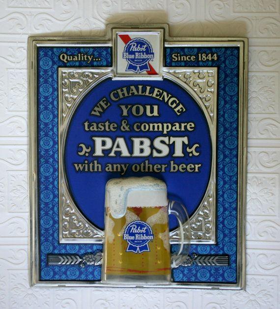Pabst Plastic