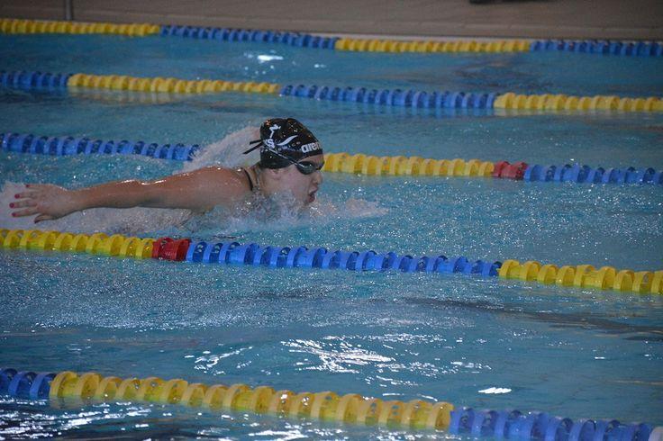 Zimowe Mistrzostwa Województwa Łódzkiego w pływaniu