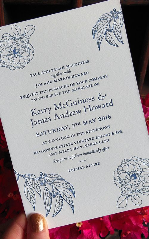 David Austin roses and Aussie eucalypts for this very botanical winery wedding!