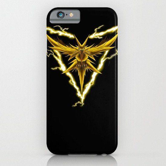 3 Team Instinct iphone case, smartphone