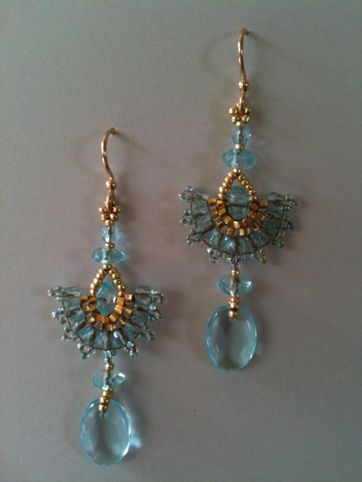 189 best beaded images on Pinterest | Beaded jewelry, Diy ...