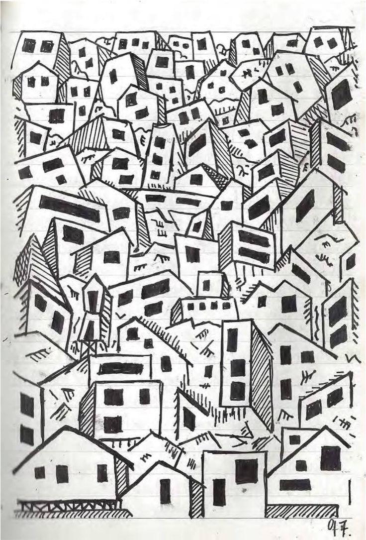 favela drawing - Google Search