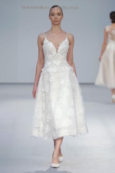 Vestidos de novia cortos 2017: los diseños más TOP. ¡Elige el tuyo! Image: 21