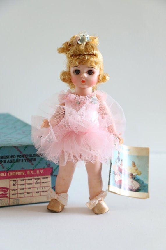 Ballerina - Madame Alexander Doll #430