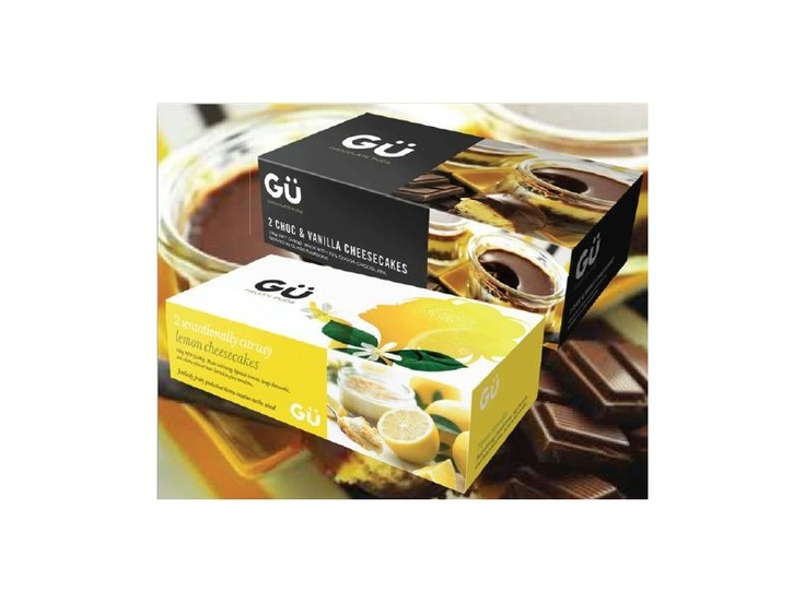 GU Dessert Range 130gm