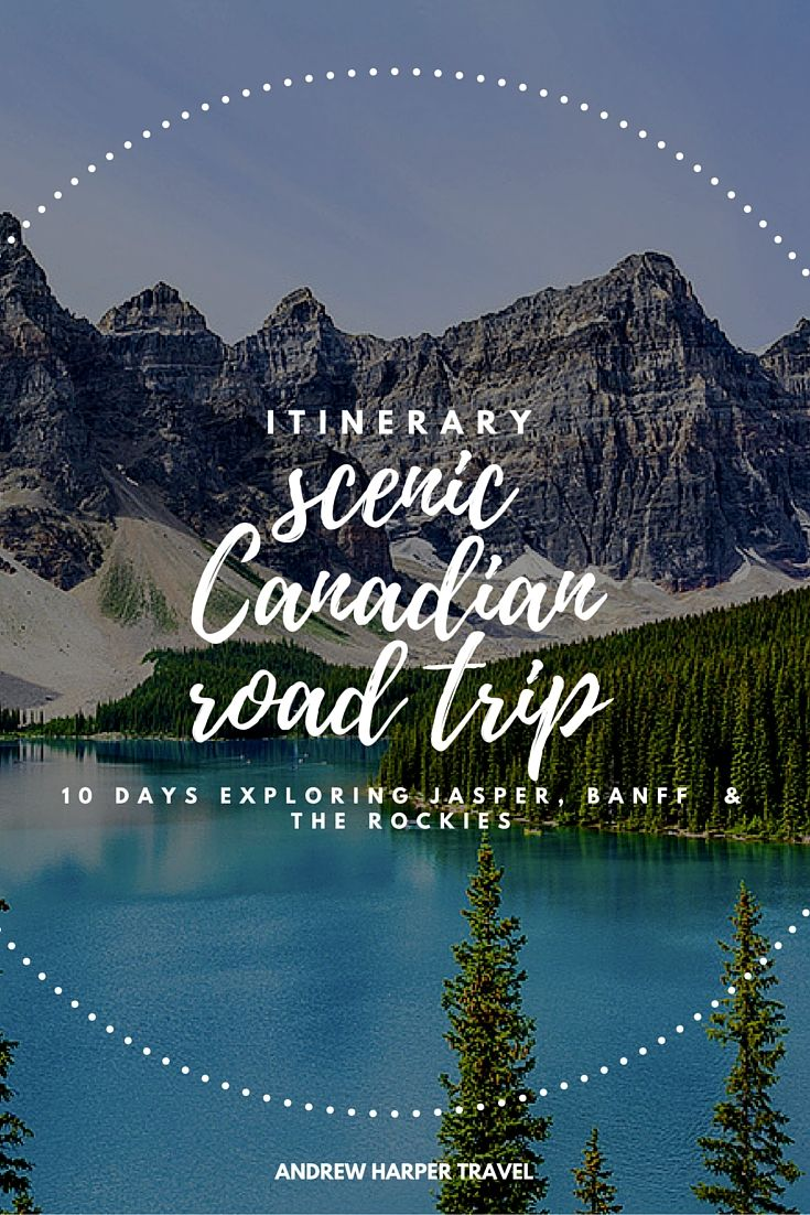 The route, quite simply, ranks among the world's great road trips. And it's an ideal summer vacation choice for families: https://www.andrewharper.com/itinerary/canada-road-trip-itinerary/
