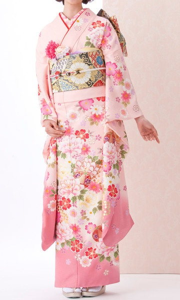 kimono--pinks
