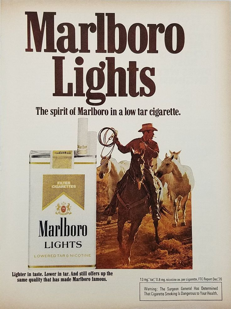 List of cigarettes Marlboro in UK