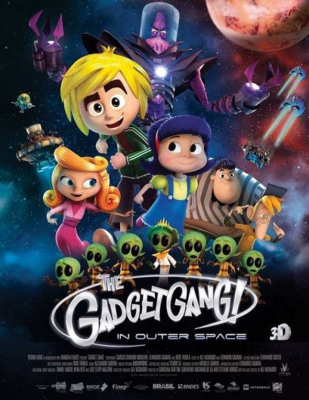 GadgetGang in Outer Space 2017 WEB-DL x264-FGT Language: English 745 MiB   1h 25mn   1 225 Kbps   MPEG-4   720x400   AAC, 48.0 KHz, 2 channels, 128 Kbps Genre: Animation  Read more at https://ebookee.org/GadgetGang-in-Outer-Space-2017-WEB-DL-x264-FGT_3172861.html#UFzGSuR2wy2opxF0.99