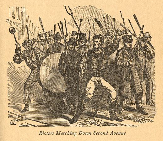 1863 New York City Draft Riots  #gangsofnewyork #gangs #newyork #nyc #draftriots