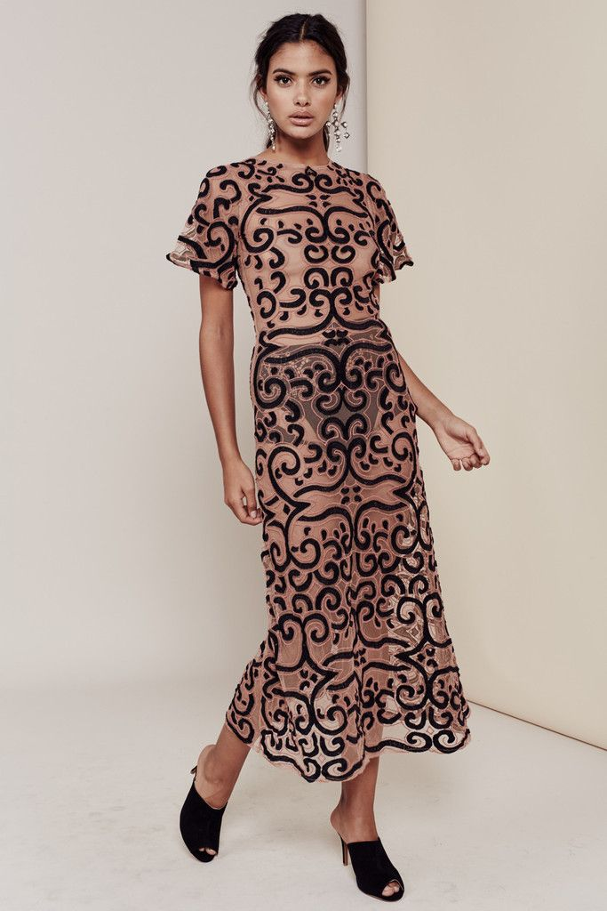 FOR LOVE & LEMONS - Antonina Dress