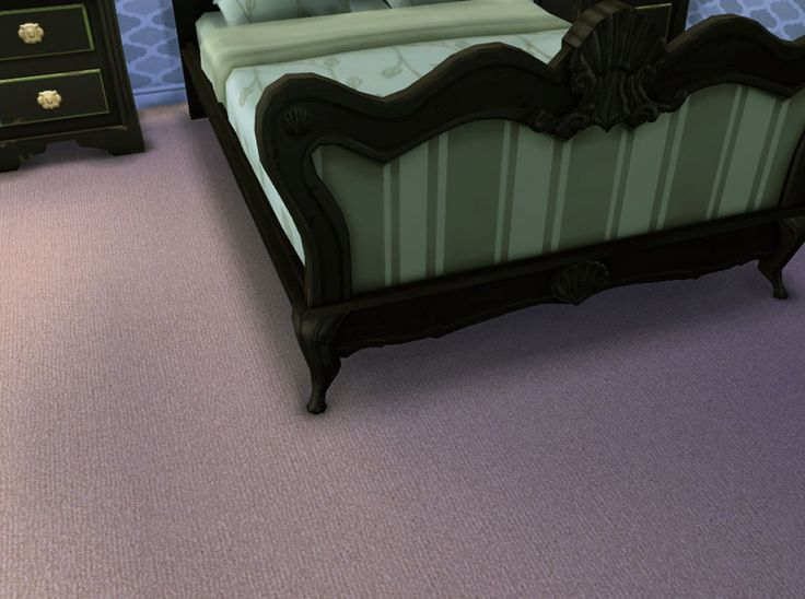 Mod The Sims - Fresh Loaf Carpet Set - 14 Colors (TS2 to TS4)