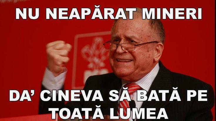 #politica #iliescu