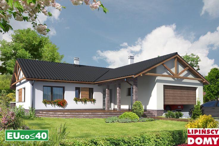 Lipińscy Domy Projekt: Walencja II