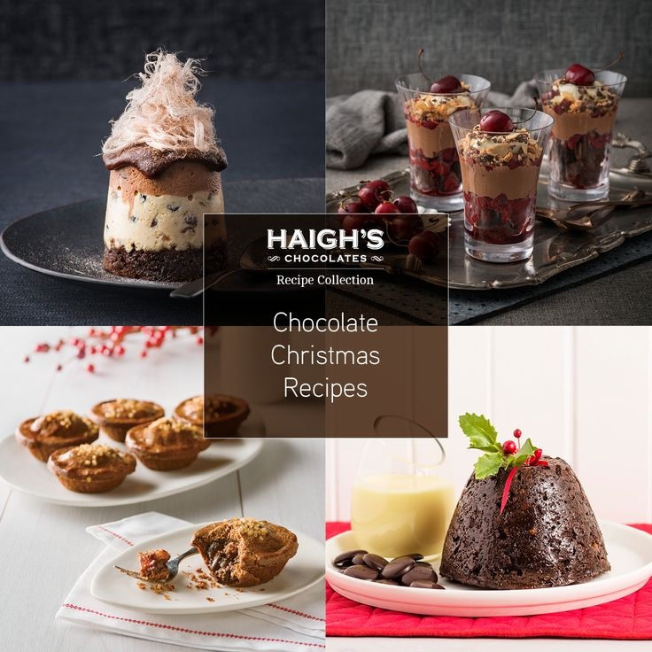We've developed new and exclusive chocolate festive recipes to make an impressive statement at your Christmas table. Be inspired to create something special from our recipe collection. Purchase high quality premium chocolate made from the cocoa bean in Adelaide to achieve delicious desserts.