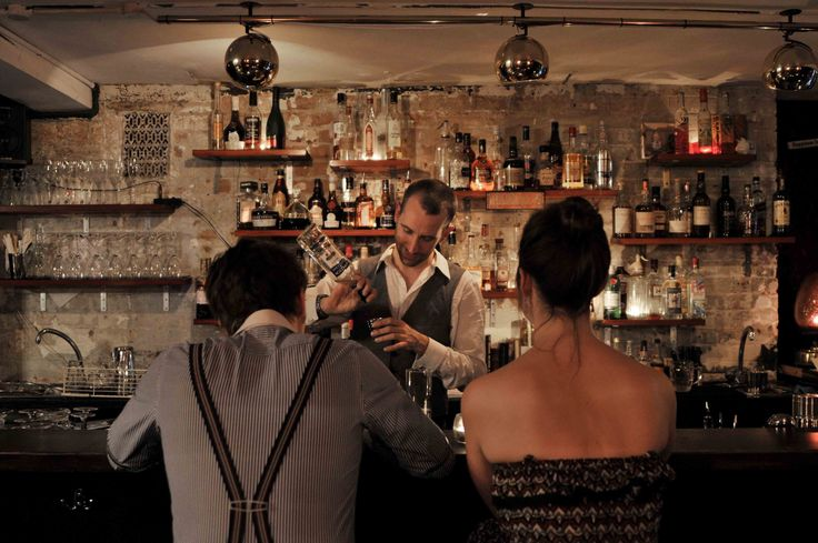 From the moment you walk in to this oh-so-cosy bar, they know how to make you happy. The short list of original cocktails is unfailingly good, and the service is as warm as it gets. Full review: http://www.timeout.com/london/bars-pubs/happiness-forgets