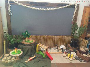 summer play provocation