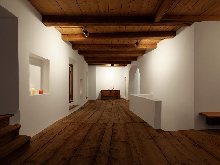 RUCH & PARTNER ARCHITEKTEN AG | Projekte | Chesa Sclarida, S-chanf