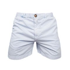The short of authority on the high seas. These Chubbies are sky-blue.