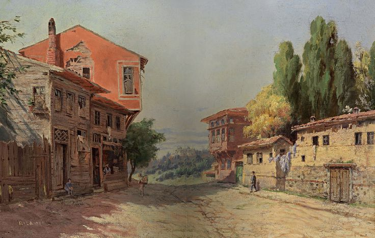 Istanbul, 1900s (Osmanlı İstanbulu)